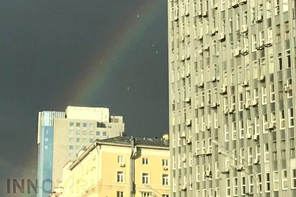 Возле Второй Филёвской улицы в ЗАО столицы построили новый жилой комплекс