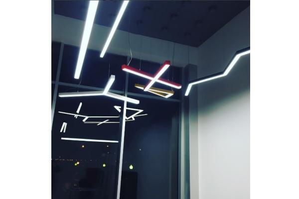 Как использовать алюминиевый профиль для светодиодной ленты?