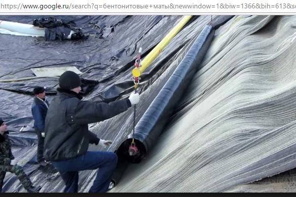 Бентонитовые маты – лучшая гидроизоляция на сегодня