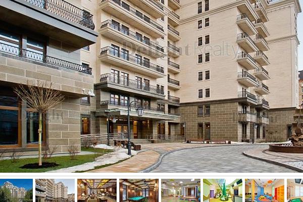 Преимущества приобретения элитных квартир в Хамовниках