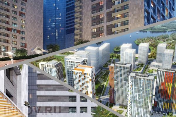 В 2017-м году в столичном промсекторе построили восемьсот тысяч м2 жилья