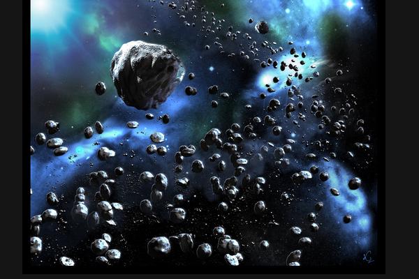 Учёные: астероиды можно сбивать лазером