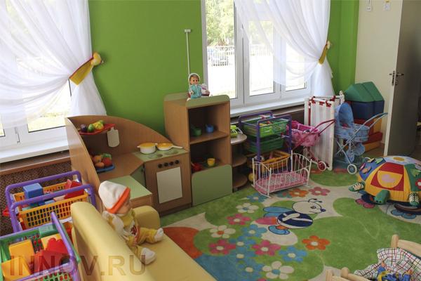 До конца года в Подмосковье появятся еще 18 детских садов