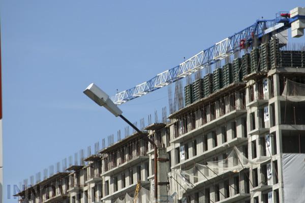 В России снизился ввод жилья