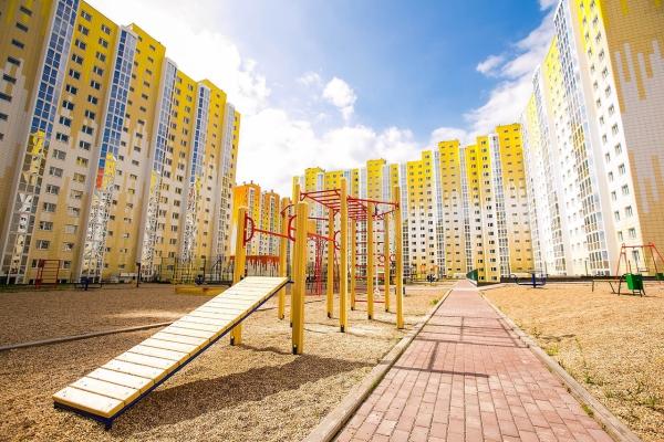 В ЖК «Первый Зеленоградский» представлен широкий выбор квартир