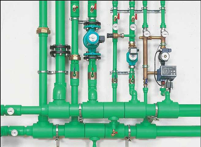 Пластиковые трубы для отопления, выгодные цены и широкий ассортимент в Краснодаре на официальном сайте ЮТК