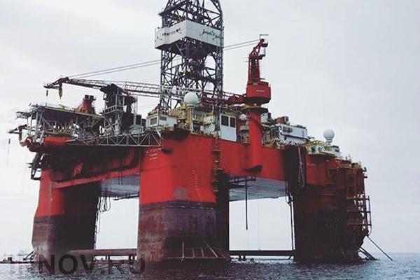 США «замораживают» добычу нефти в Атлантическом океане