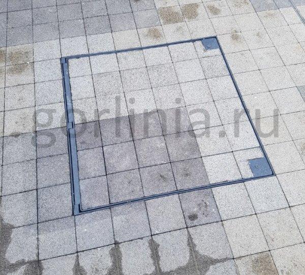 Почему уличные люки становятся квадратными