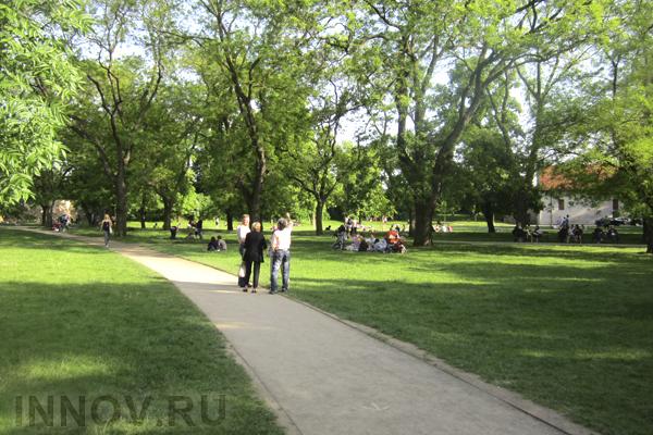 На месте московских промзон разобьют парки