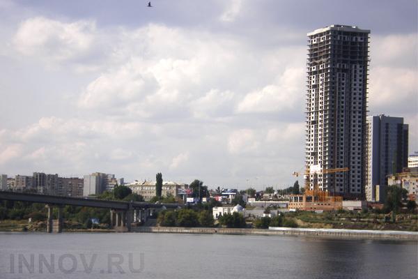 «Газпром» строит многоэтажный центр в Петербурге