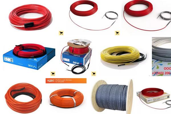 Обзор и принцип работы нагревательного провода
