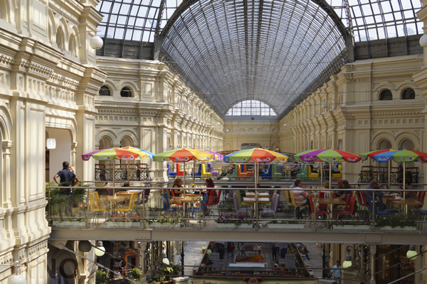 Спрос на аренду площадей в торговых центрах Москвы продолжает расти