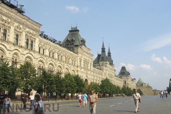 В России стартовал конкурс проектов благоустройства городов