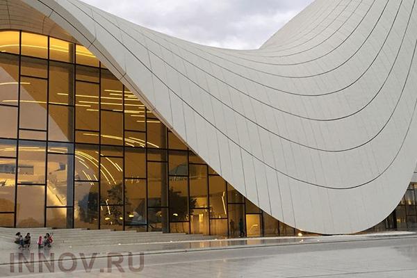 В Мытищах построили торгово-выставочный комплекс