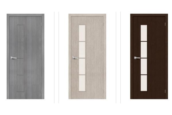 Межкомнатные двери из экошпона – один из самых популярных вариантов сегодня