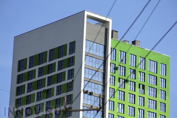 Жилые корпуса в проекте «Резиденция архитекторов» построят по новым технологиям