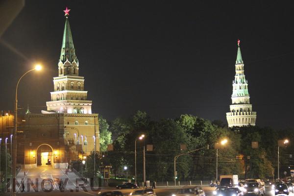 Культурный отдых в Москве летом