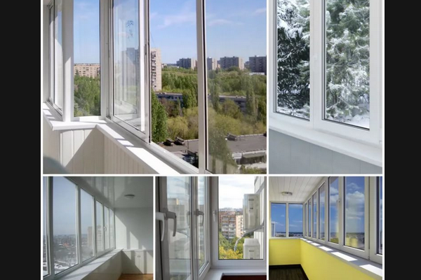 Как правильно остеклить балкон или лоджию