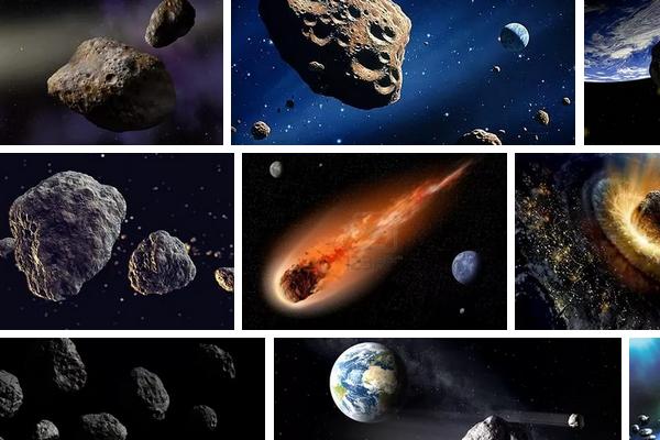 В NASA планируют переоборудовать астероид в космический корабль
