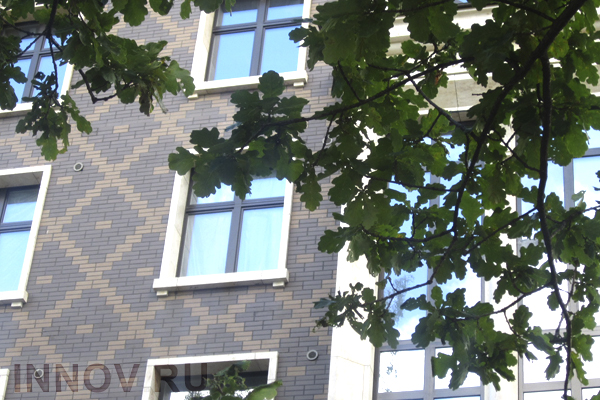 В проекте «Сколково Парк» появился современный доходный дом