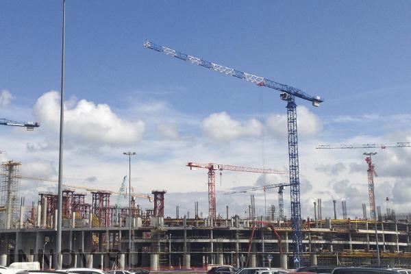 В столице приступили к строительству домов по новым проектам