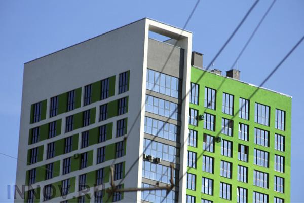 В южной части Москвы введён в эксплуатацию новый жилой комплекс