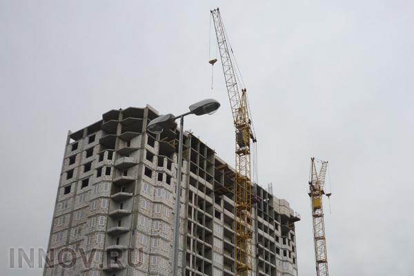 В России растет число сделок с первичным жильем