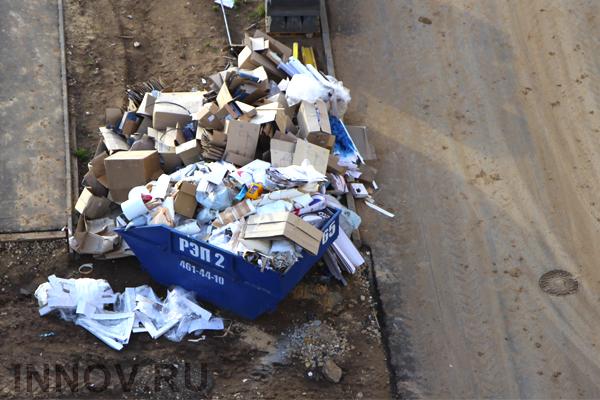 Борьба с мусором — глобальная проблема