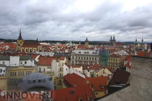 Замок в Чехии выставили на продажу за 3 рубля