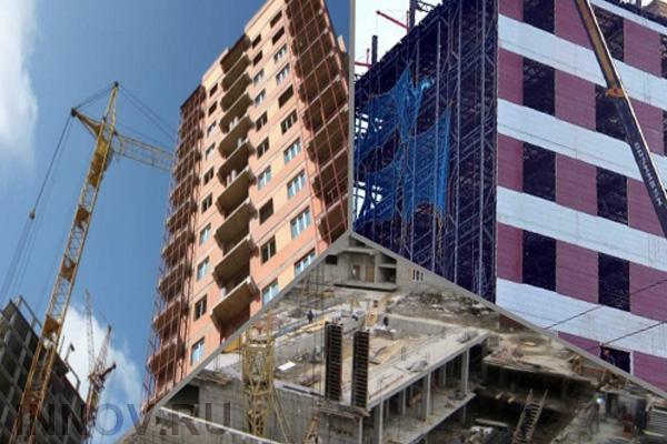 В Королёве продолжается строительство проекта «Лесная корона»