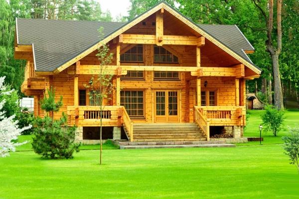 Как правильно построить дачный дом из бруса?