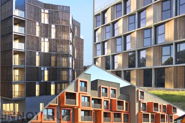 В районе Останкино возводятся эко-апартаменты «HILL8»