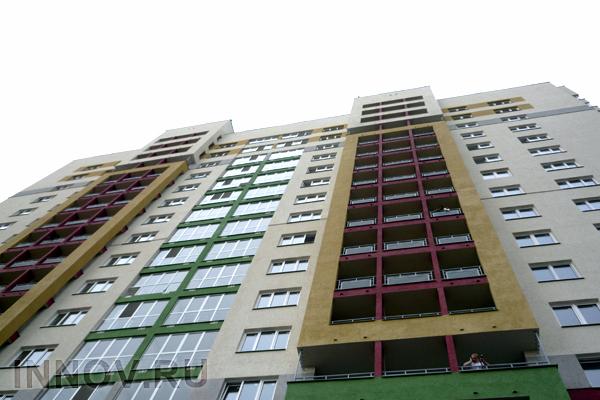 В подмосковном Красногорске построили 21-этажный дом на 1000 квартир