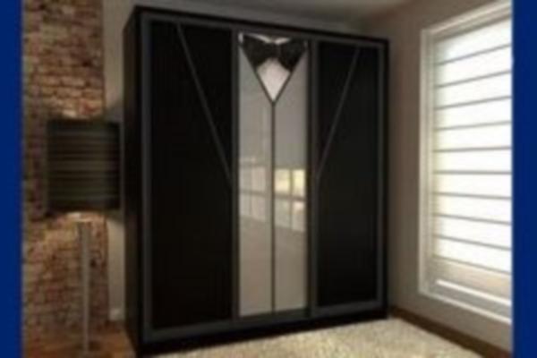 Как выбрать и рассчитать двери для шкафа-купе?