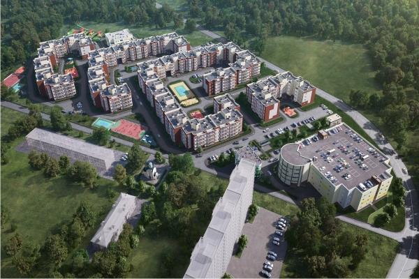 Жители регионов выбирают малоэтажное жильё в Подмосковье