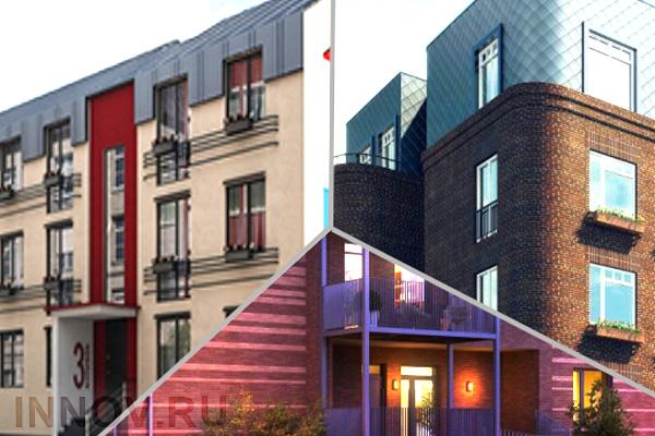 В подмосковных Бронницах застраивается жилой дом на 73 квартиры