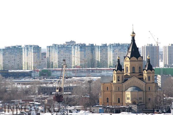 В Нижнем Новгороде достроили три проблемных дома «СУ-155»