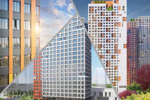 В жилом комплексе «Бунинские луга» возведут два новых корпуса