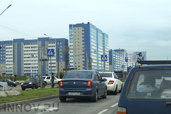 В посёлке Газопровод в Новой Москве построили два жилых корпуса