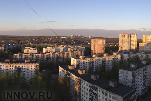 На рынке вторичной недвижимости Москвы значительно выросло число дешёвых квартир