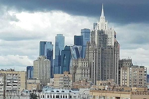 В центре столицы возводится наибольший объём новостроек