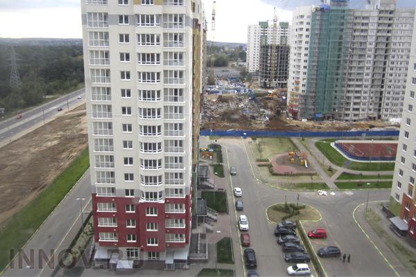 В Москве представлен максимальный объём жилья