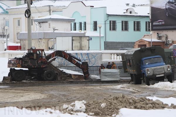 Подземный ТРЦ планируют построить около Павелецкого вокзала