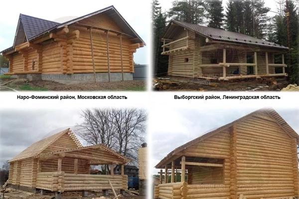 Как заказать строительство деревянного дома