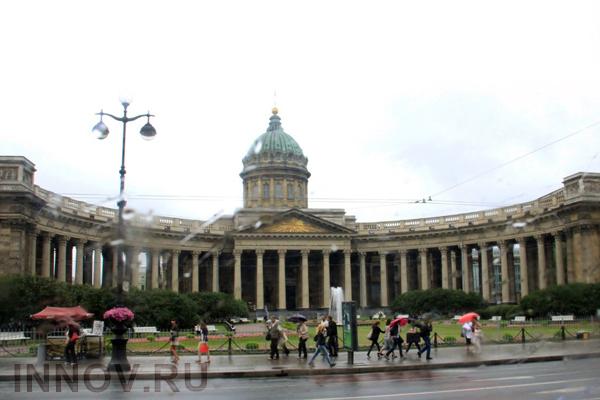 Санкт-Петербург занимает лидирующие позиции по строительству жилья