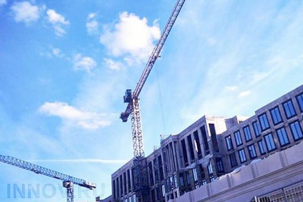 Строительство «Резиденции на Покровском бульваре» идёт полным ходом