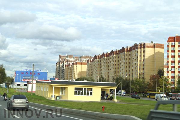 Объёмы жилой застройки в России постепенно сокращаются