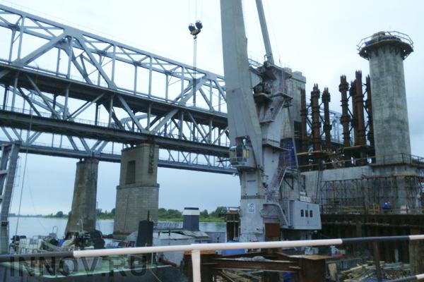 Строительство второго Борского моста завершится в 2016 году