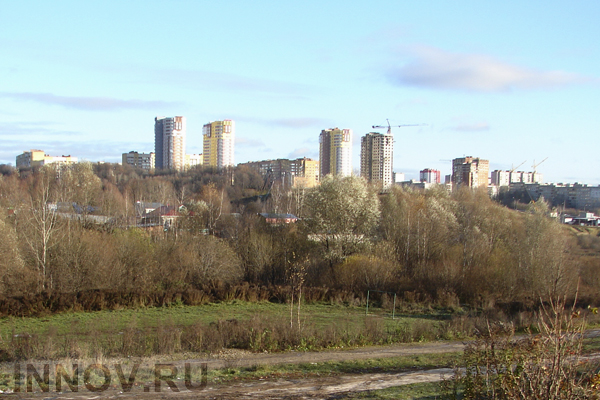 В субъектах РФ на участках, предназначенных для дольщиков, строят новые объекты