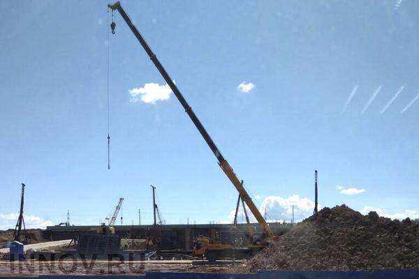 Застройщик жилого комплекса реконструирует стадион «Красная стрела»
